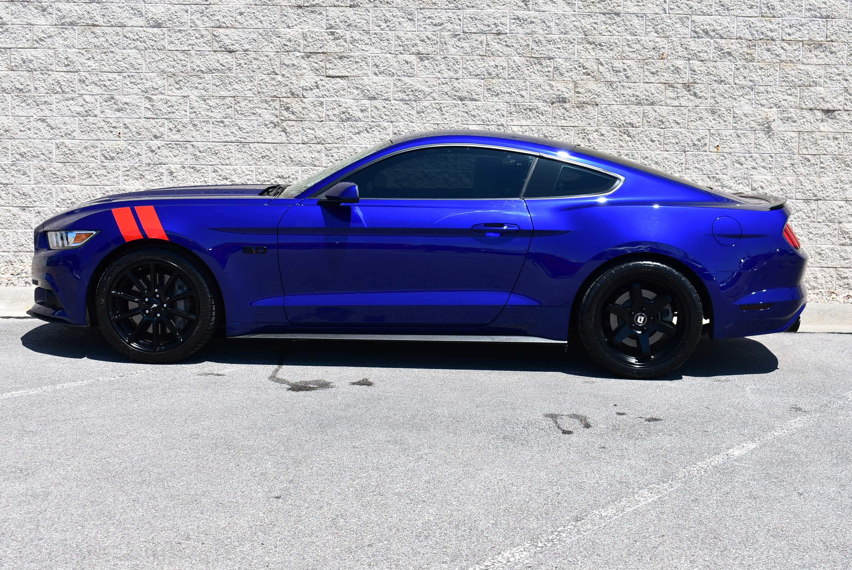 Pre Owned 2016 Ford Mustang 2dr Fastback GT 2dr Car in Omaha